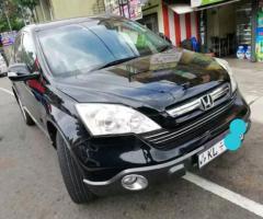 Honda crv RE 03 for sale