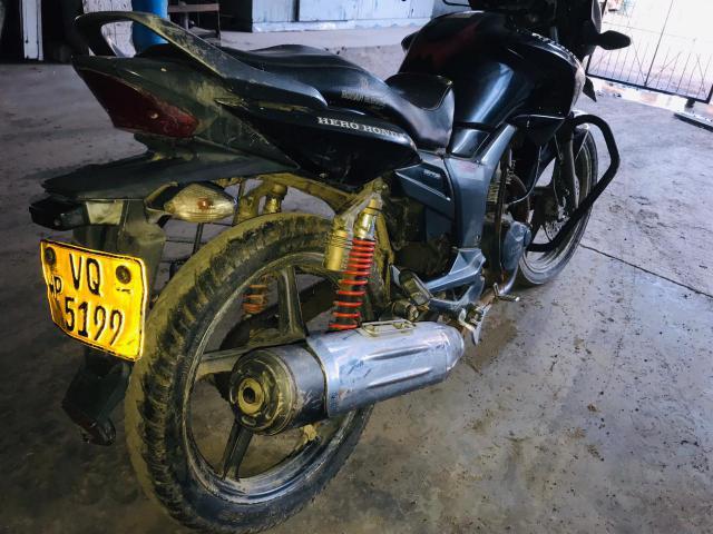 Hero-honda Hunk Bike for sale - 2