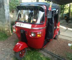 Bajaj RE 2strokeThree-wheeler for