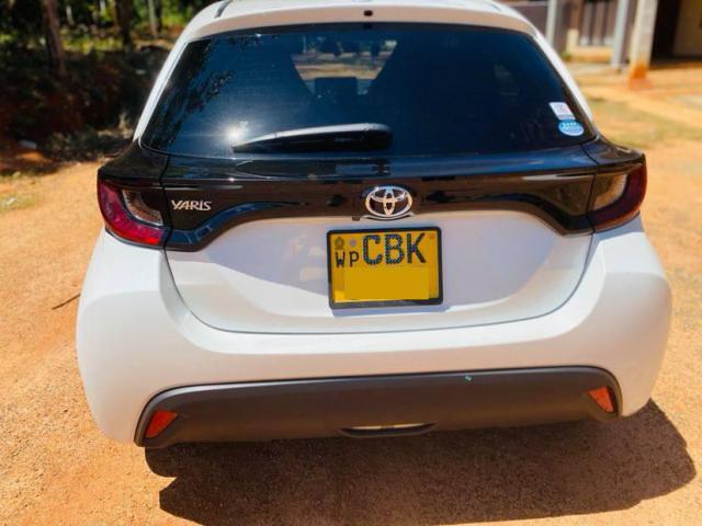 Toyota Yaris Car for sale - 2
