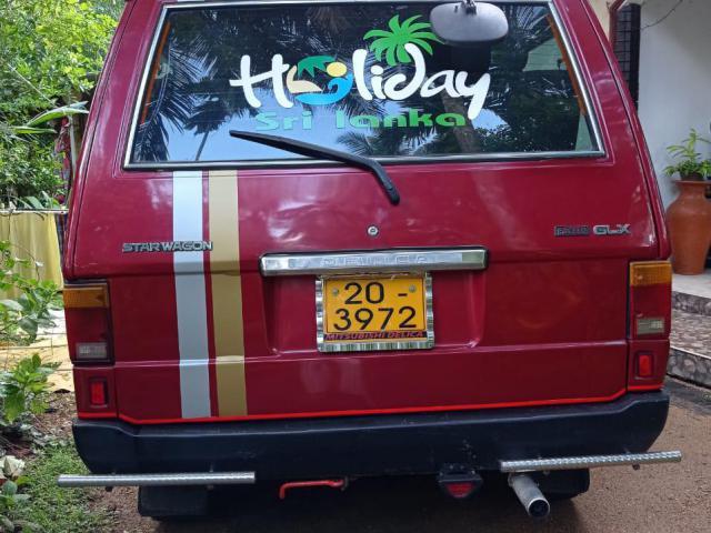 Mitsubishi Delica Van for sale - 3