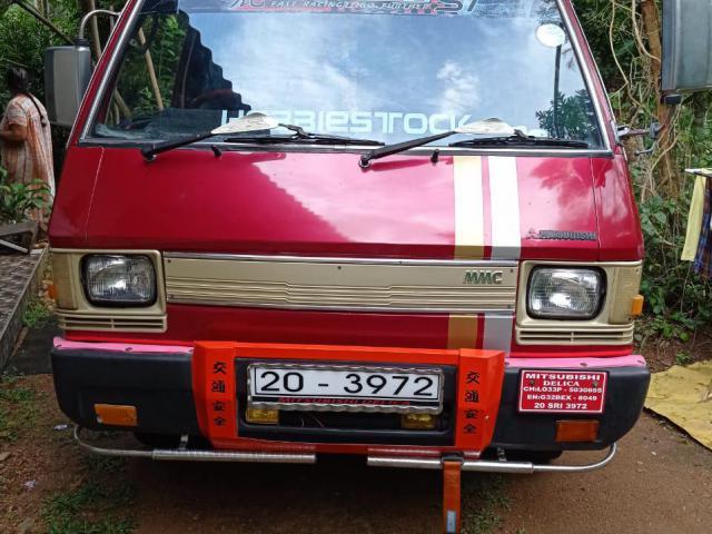 Mitsubishi Delica Van for sale - 5