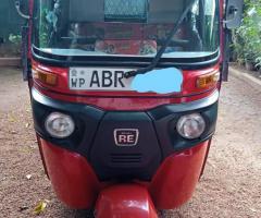 Bajaj RE 4stroke Three-wheeler for sale