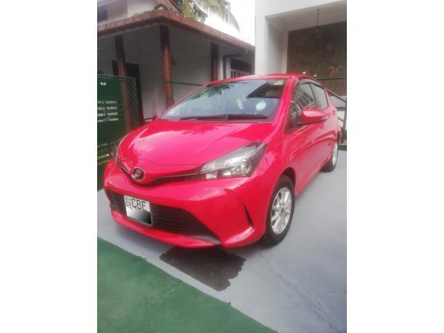 Toyota Vitz for sale - 1