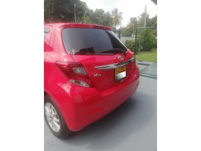 Toyota Vitz for sale - 2